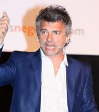 """Conferencia abierta """"Cómo perdurar con tu Pyme en Argentina"""" con Manuel Sbdar"""