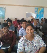 Está abierta la inscripción para titularización de docentes indígenas