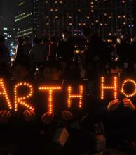 """La """"hora del planeta"""": este sábado se realiza un apagón eléctrico global contra el cambio climático"""