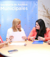 La Secretaría de Municipios de la Nación financiará obras en Barranqueras y en Puerto Tirol