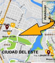 Asalto del siglo en Paraguay: Fusiles, granadas y explosivos plásticos para llevarse millones de dólares