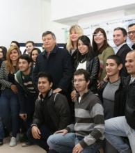 """Inauguraron una nueva sede del """"Informatorio Resistencia"""", que dará empleo a 60 jóvenes"""