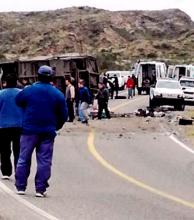 Llegan desde Buenos Aires a San Rafael los primeros familiares de fallecidos y heridos en la tragedia