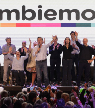 Macri analizó los resultados de las PASO en una reunión de coordinación en la Casa Rosada