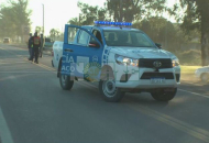 Falleció una docente embestida por patrullero policial