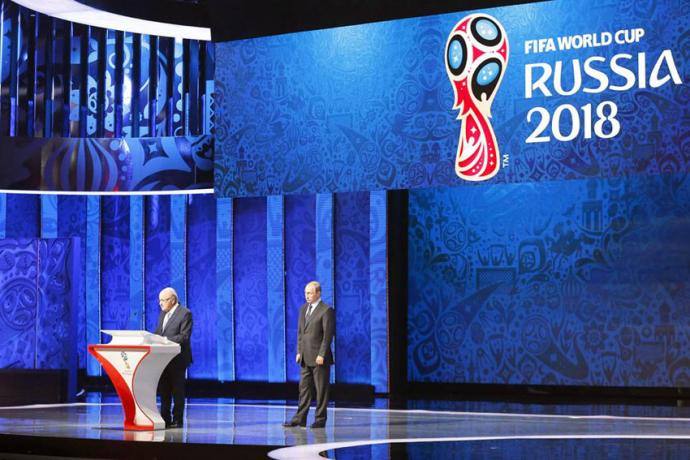 Estos son lo que clasificaron para el Mundial de Rusia 2018