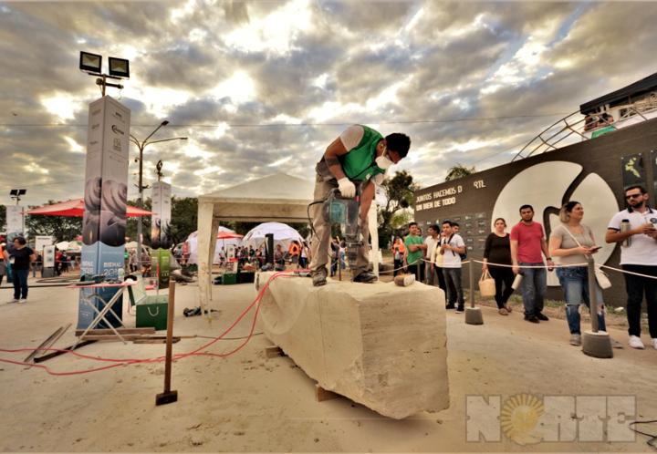 Toda la cultura del Chaco y el NEA se conjuga en la #Bienal2018