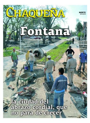Fontana: la ciudad del abrazo cordial, que no para de crecer