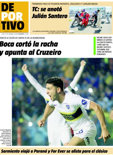 Boca cortó la racha y apunta al Cruzeiro