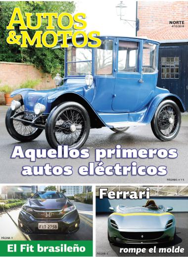 Aquellos primeros autos eléctricos