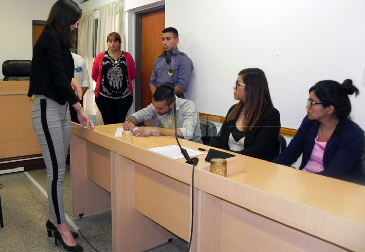 Juicio y condena por el femicidio de Tania Alvarez