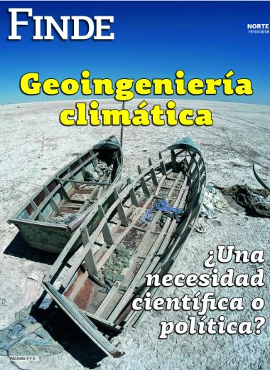 Geoingeniería climática ¿una necesidad científica o política?