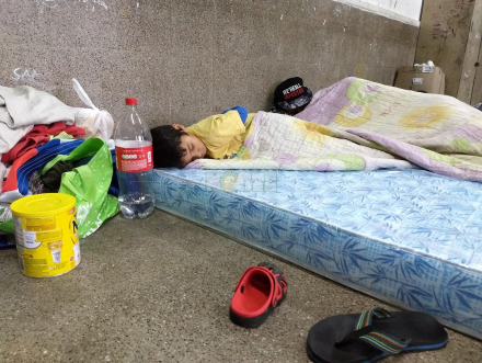 nene evacuado.JPG