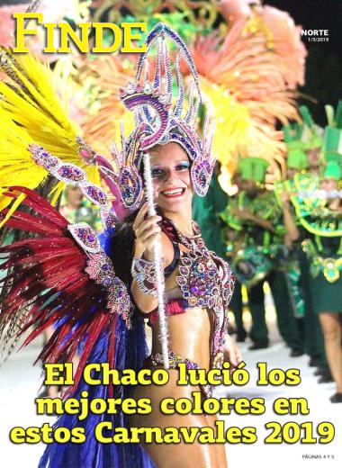 El Chaco lució los mejores colores en estos Carnavales 2019