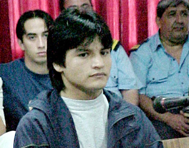 Sergio Almaraz, el asesino de los remiseros Orrego y Bernardis, no está  entre los diez prófugos más buscados | Norte Chaco
