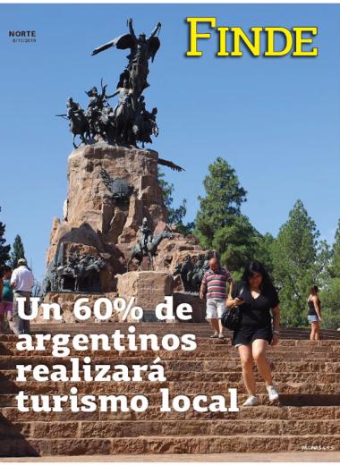 Un 60% de argentinos realizará turismo local