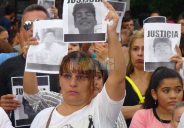 El Chaco también alzó la voz, a un mes del crimen de Fernando Báez Sosa