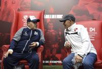 """""""El 'Bocha' fue mi maestro, el más grande del mundo"""", dijo Maradona"""