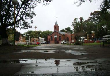Santa Rita: sin peregrinos, una festividad atípica