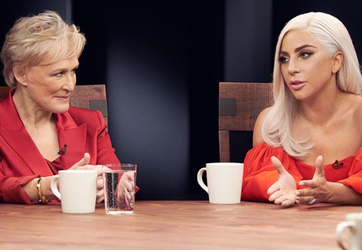 Lady Gaga y Glenn Close se unen al príncipe Enrique y Oprah para serie de TV sobre salud mental