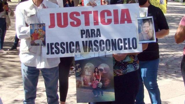Movilización reunió varios casos de violencia hacia las mujeres