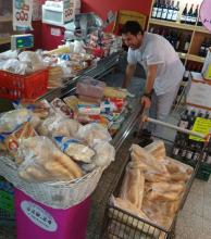 La canasta básica alimentaria aumentó casi 3% en diciembre