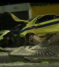 Accidente de tránsito en Copacabana: Dos chaqueños internados