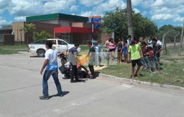 Varios allanamientos habían anoche en zona sur para dar con el asesino de joven
