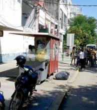Vecinos de Resistencia padecen la odisea de pagar impuestos con 41ºC de térmica