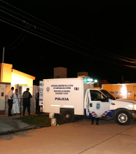 Un hombre mató a su mujer y sus cuatro hijos e incendió su casa en Santiago del Estero