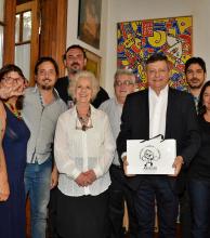 Peppo y Abuelas fortalecen políticas para la búsqueda de nietos desaparecidos