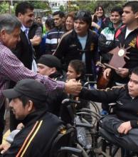 Chaco  será sede de los Juegos Nacionales Evita para deportes adaptados