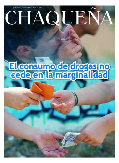 El consumo de drogas no cede en la marginalidad