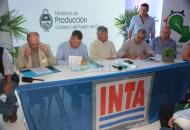 El INTA, IPTA y Pioneros del Chaco firmaron en Agronea 2017 convenio internacional