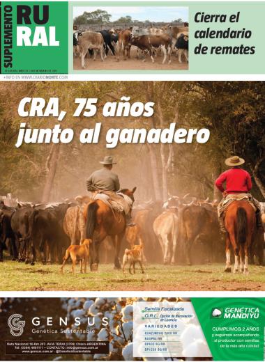CRA, 75 años junto al ganadero