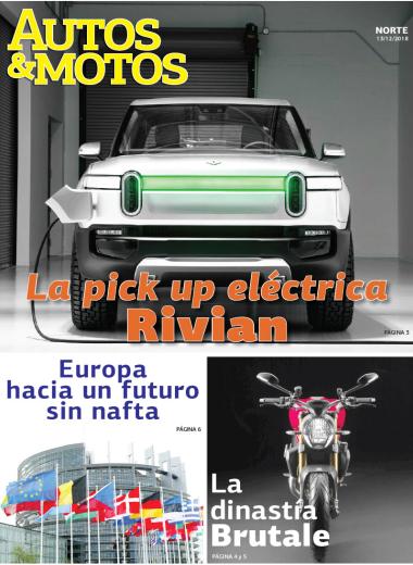 La pick up eléctrica Rivian