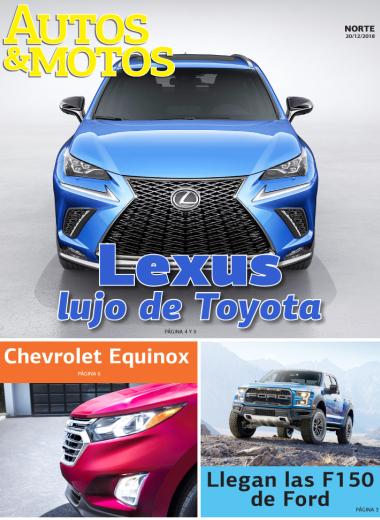 Toyota desembarca el Lexus en Argentina