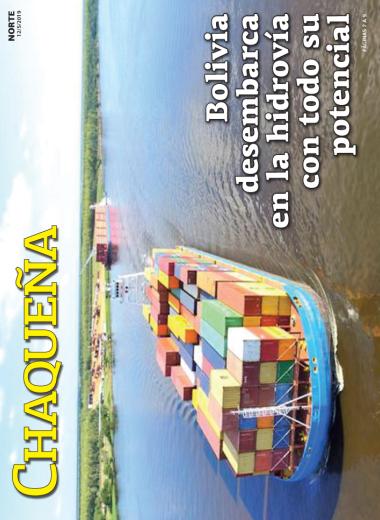 Bolivia desembarca en la hidrovía con todo su potencial