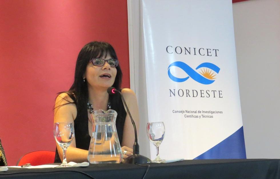 María del Mar Solís Carnicer, directora del Núcleo de Estudios Contemporáneos sobre Estado, Política y Sociedad (Neceps)..jpg