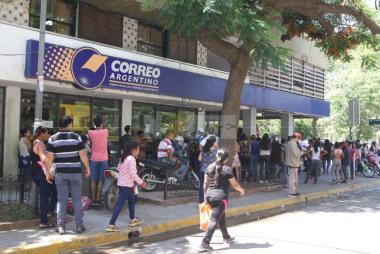Correo Argentuino caos.jpg