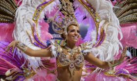 Con los carnavales, Chaco se viste de alegría