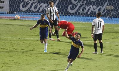 Boca derrotó al Libertad de Ramón Díaz en Paraguay
