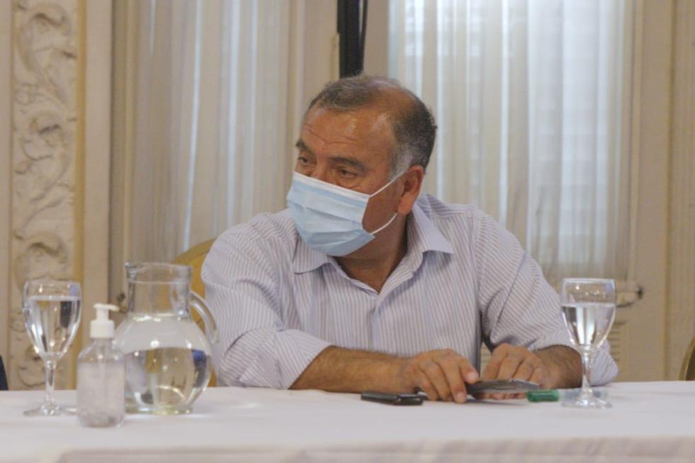 Jose Carbajal en Tucuman reuinio del Concejo del Norte Grande 3.jpg