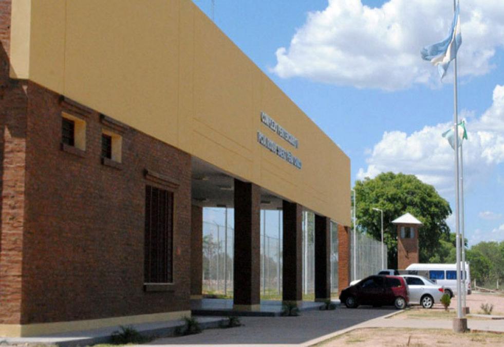 Activaron protocolo de bioseguridad en el Complejo Penitenciario de Sáenz Peña
