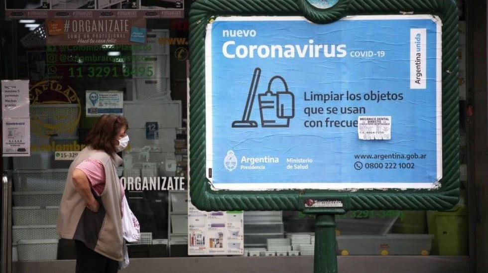 Más de 16 mil casos y 65 fallecidos — Coronavirus en Argentina