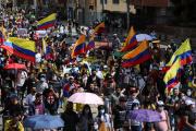 Presidente de Colombia reconoce exigencias de jóvenes en Cali