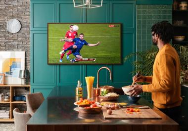 Televisores inteligentes que imponen publicidad