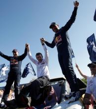 Peterhansel ganó su 13° Dakar, Sunderland rompió maleficio y Copetti fue el mejor argentino en cuatris
