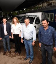 Destacan inversión superior a los 5 millones de  pesos en ambulancias para El Impenetrable