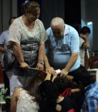 """Pesar por la muerte del  Pastor Juan """"Tito"""" Ferrando"""